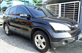 2007 Honda Cr-V Automatic Gasoline well maintained