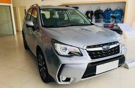 Almost brand new Subaru Forester Gasoline 2018
