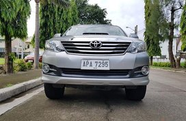 2015 Toyota Fortuner Automatic Diesel well maintained