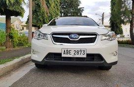 Subaru Xv 2016 Gasoline Automatic White