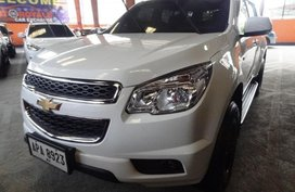 2015 Chevrolet Trailblazer Diesel Automatic