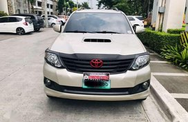For Sale Toyota Fortuner G Diesel A/T 2014