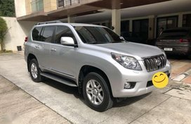 2012 Toyota Land Cruiser Prado 150 Local FOR SALE