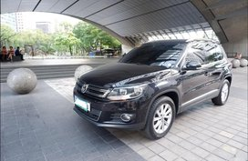 2013 Volkswagen Tiguan Automatic Diesel well maintained