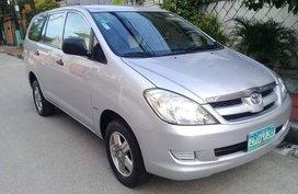 Almost brand new Toyota Innova Gasoline 2008
