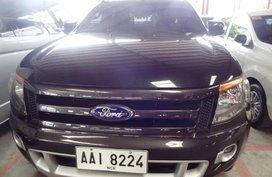 Ford Ranger 2015 Diesel Manual Black