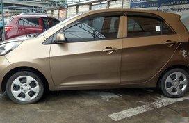 2015 Kia Picanto Gasoline Manual