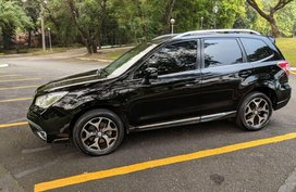 Almost brand new Subaru Forester Gasoline 2013