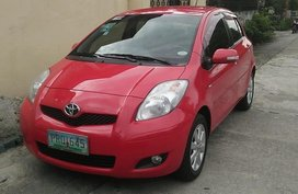 2011 Toyota Yaris for sale in Manila