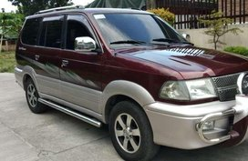 For sale Toyota Revo sr 2002 limited