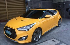 Almost brand new Hyundai Veloster Gasoline 2013