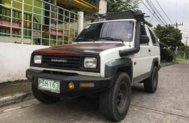 Daihatsu Feroza 1992 for sale