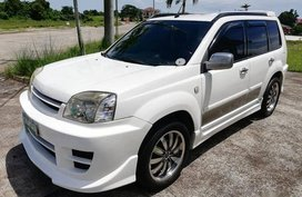 2005 Nissan X-Trail Automatic Gasoline well maintained