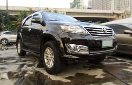 2013 Toyota Fortuner 2.5 4X2 G DSL AT Php 938,000 only!!