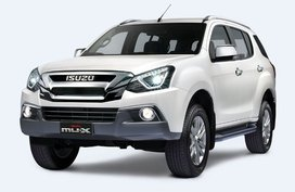 Brand New Isuzu mu-X Blue Power Euro 4