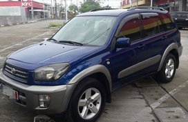 Toyota Rav4 Automatic 2001 FOR SALE