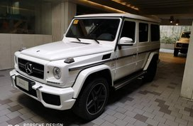 Brand New 2018 Mercedes-Benz G-Class for sale in Quezon City