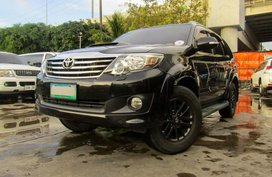 2012 Toyota Fortuner 4X4 V Diesel Automatic