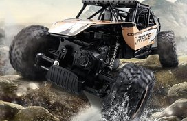 Suspension modifications for off-road goodness in the Philippines