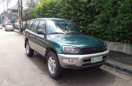 1999 Toyota Rav4 5 door matic gas