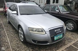 2005 Audi A6 AT gas Slightly used