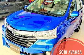 TOYOTA Avanza New 2018 LOW DOWNPAYMENT For Sale