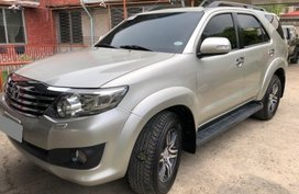 2012 Toyota Fortuner G 4x2 A/T 2.5D4D For Sale