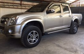 Isuzu D-Max LS M/T 2013 Silver For Sale