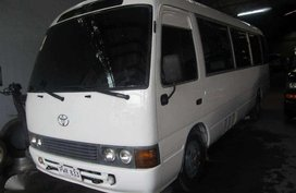 Used Toyota Coaster best prices for sale - Philippines