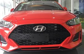 2018 Hyundai Turbocharged Veloster For Sale