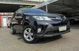 2015 Toyota RAV4 Active Automatic