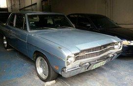 1969 Dodge Dart 2-door Blue Coupe For Sale
