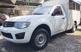 2012 Model FB Mitsubishi Strada L200 Diesel Manual