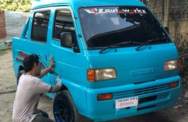 Suzuki Carry Double Cabs 2018 For Sale