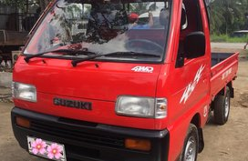 Sell Red 2018 Suzuki Carry Truck in Lapu-Lapu