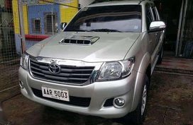 For Sale!!! 2014 Toyota Hilux G 4x2 M/T