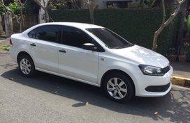 Volkswagen Polo 2014 White Sedan For Sale
