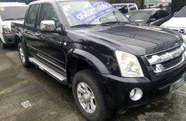 2010 Isuzu D- Max Black For Sale