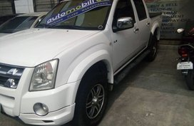 2013 Isuzu D- max White For Sale