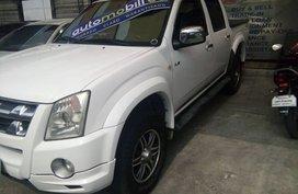 2013 Isuzu D- max White For Sale