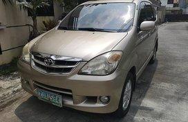 2007 Toyota Avanza G Golden For Sale
