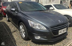 2014 Rush Peugeot 508 Turbo Diesel 6 Speed AT 3tkms Only