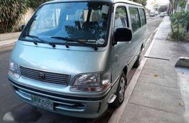 Toyota Hiace 1996 DIESEL FOR SALE