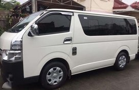 Toyota Hiace commuter 2017 for sale