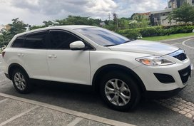Mazda CX-9 2012 White SUV For Sale