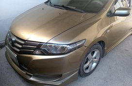 Honda City 2010 Golden For Sale