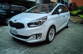 Kia Carens EX Top of the Line 2014 For Sale