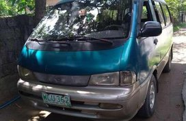 2001 Kia Pregio manual diesel for sale