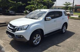 2016 Isuzu MUX 30 AT Casa Record for sale