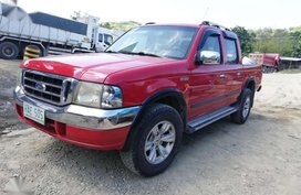 Ford Ranger 2004 model manual FOR SALE